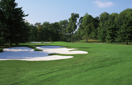 Cedarbrook Country Club, Hole no. 7