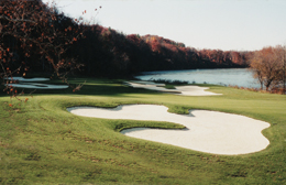 The River Course, Hole no. 3